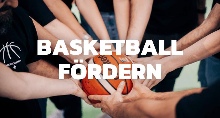 Basketball fördern